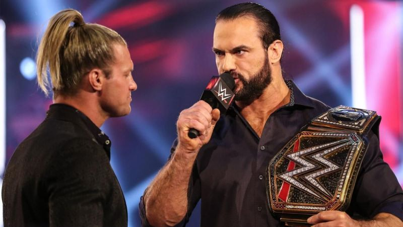 Wwe Raw 29th June 2020 Start Time Predictions Location More Of Monday Night Raw In 2020 Wwe Drew Mcintyre Raw Women S Champion