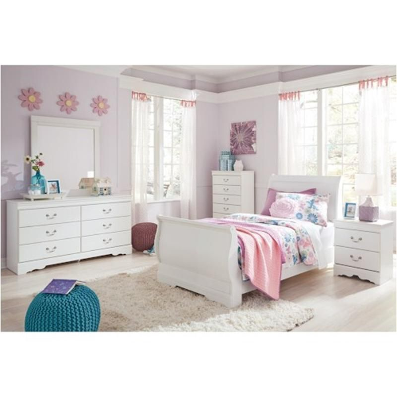 Best B129 63 Ashley Furniture Anarasia Twin Sleigh Bed With Images Sleigh Bedroom Set Bedroom 640 x 480
