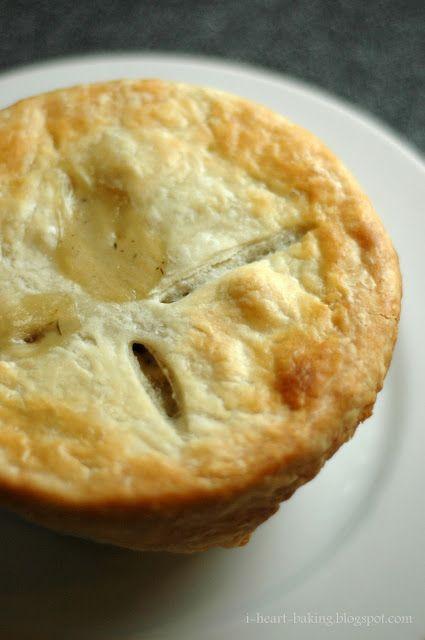 i heart baking!: chicken pot pie