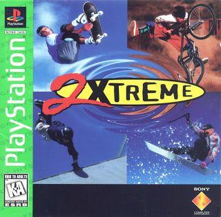 2Xtreme iso PSX/PS1 download for PC 300MB | Mega Uptobox