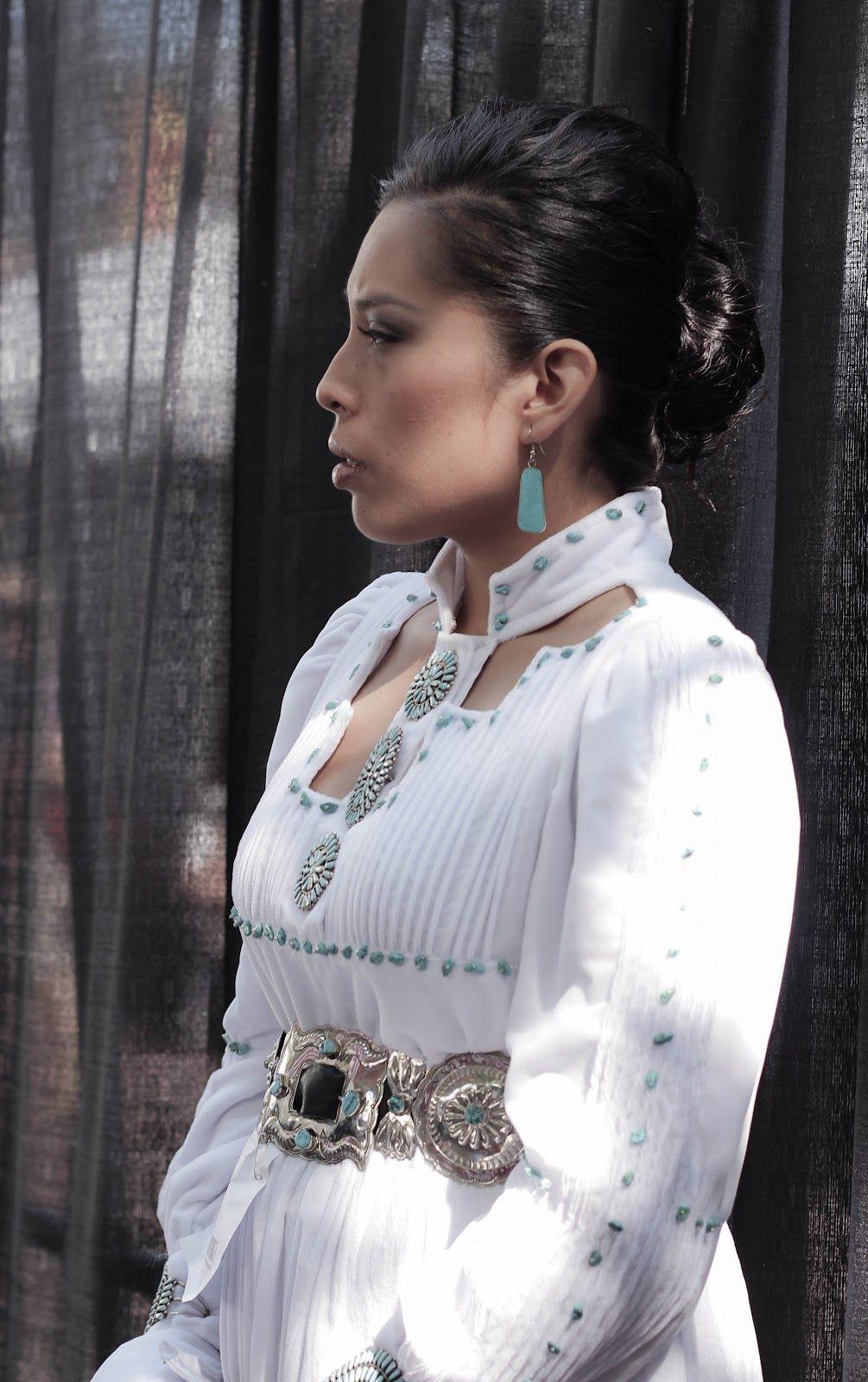 bridal gown, Indian Market apparel competition, Santa Fe | natíve ...