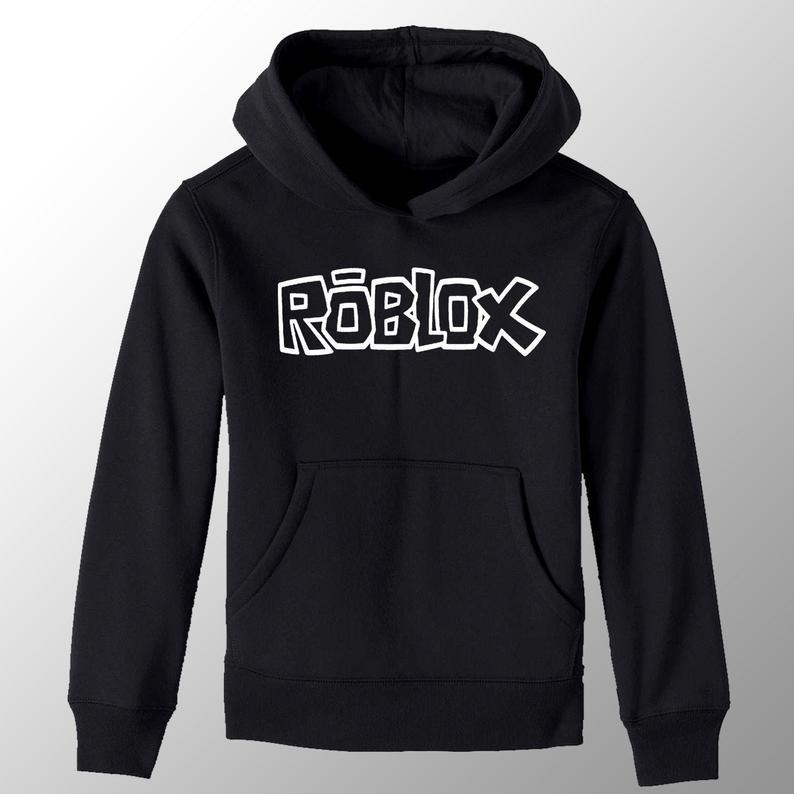 New Kids Boys Girls Roblox Gaming Xbox Gamer Hoodies T Shirt Hoody Gift Winter