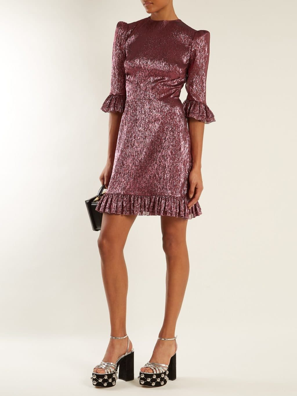 Loving this romantic s glamour mini dress new years eve party