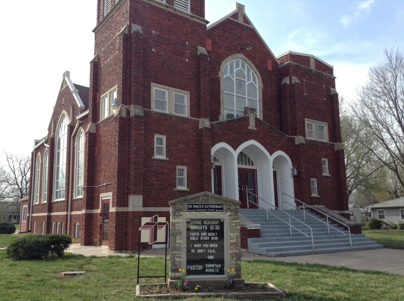 Kansas morris county dwight - Kansas Flint Hills Quilt Trail Wabaunsee County Lcms Cross Lutheran Church