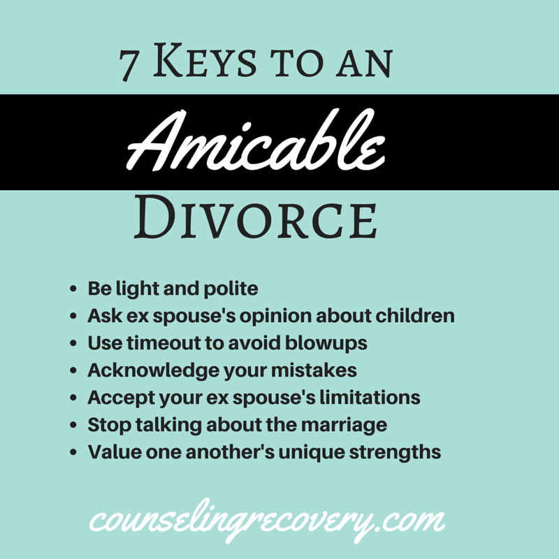 Divoces Quote Photo: 7 Keys To Creating An Amicable Divorce: Guest Post