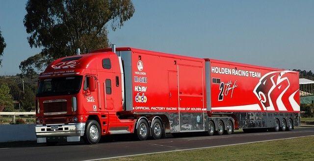 Freightliner, Holden Racing Team