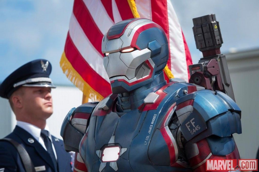 Iron Man 3 Photo Gallery