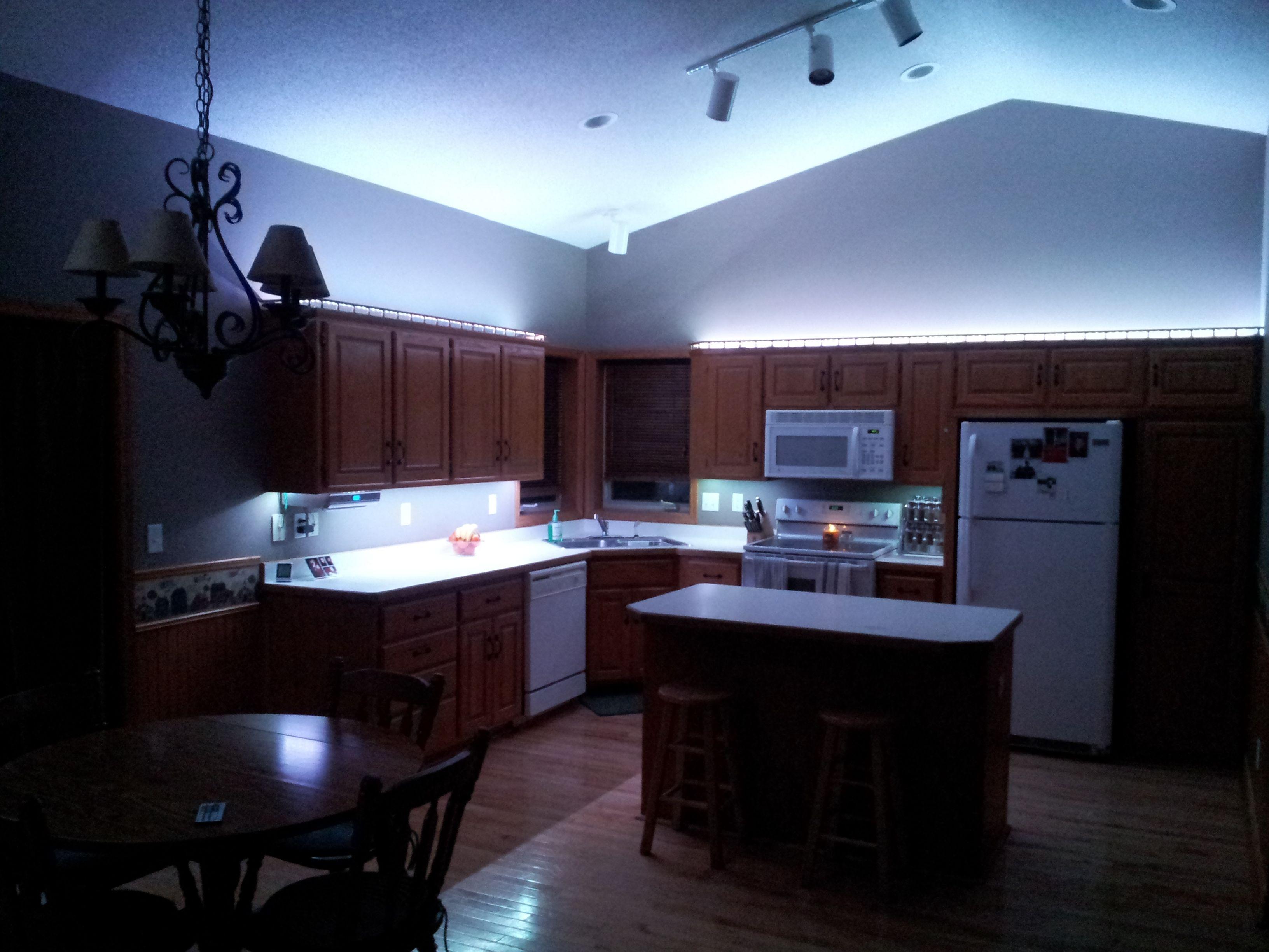 Strip Lights For Kitchen Ceiling | http://sinhvienthienan.net ...