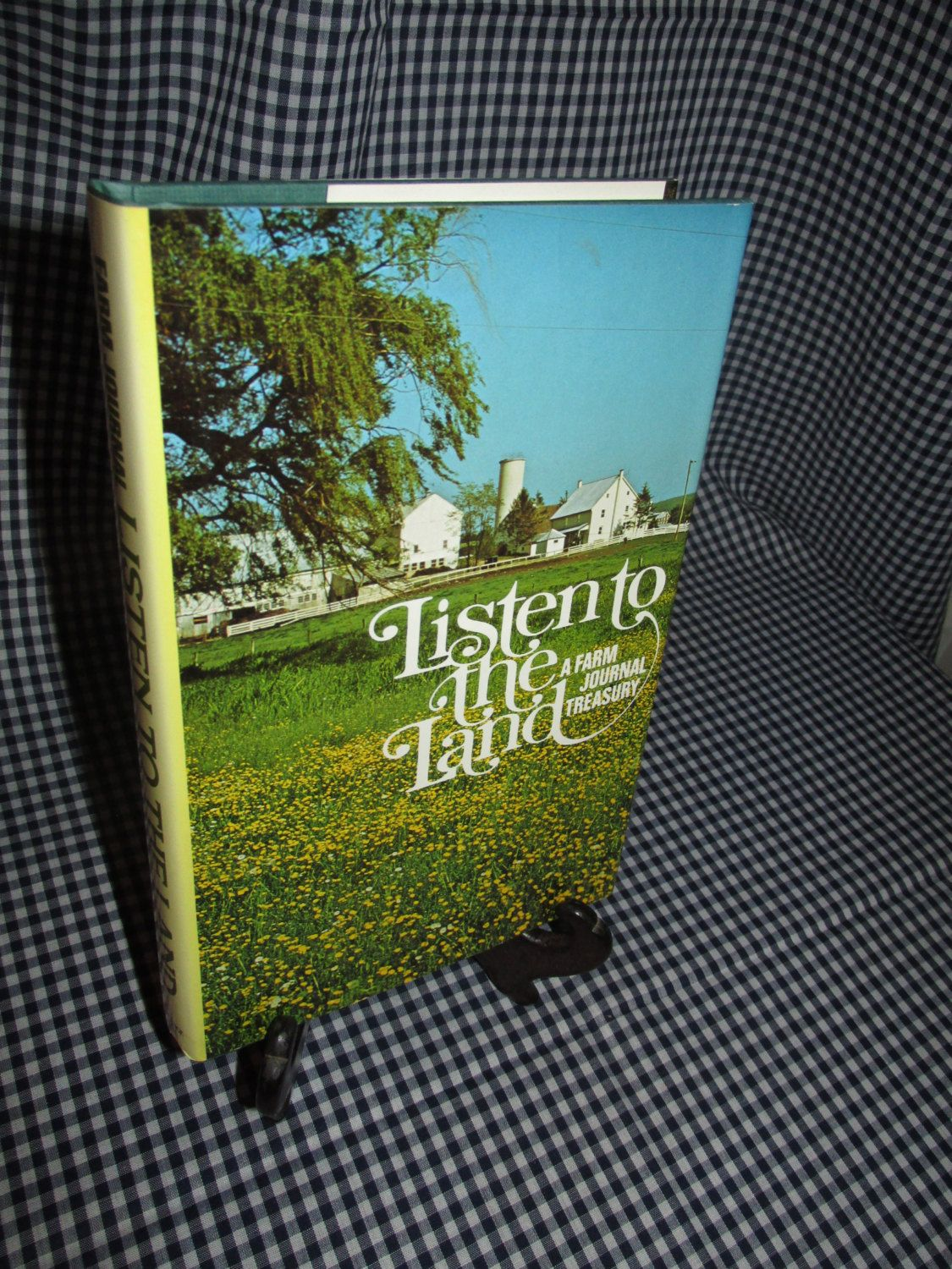 Listen to the land a farm journal treasury by thebooke on