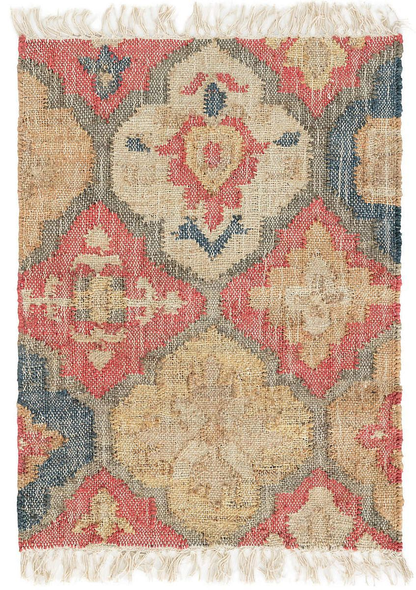 Timeless And Transitional Quatrefoil Medallions In Durable Yarn