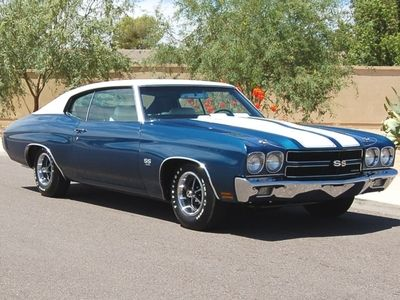 1970 Chevrolet Chevelle Ss396 L78 Muscle Cars Camaro Chevelle 1970 Chevelle