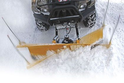 warn atv snow plow manual