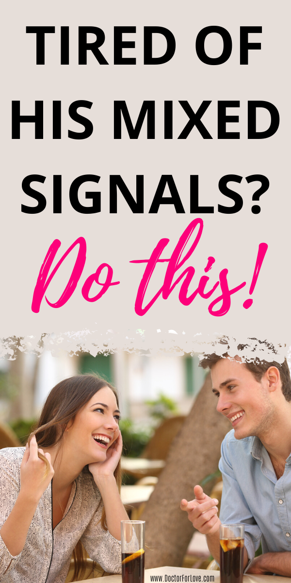 Too Many Mixed Signals? Do This!