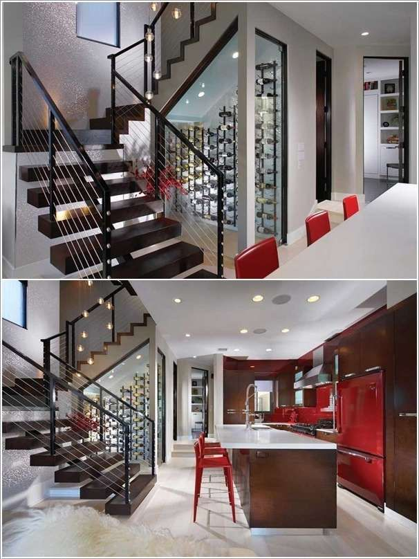 10 Ideas To Design And Use Under The Stairs Space Cave A Vin