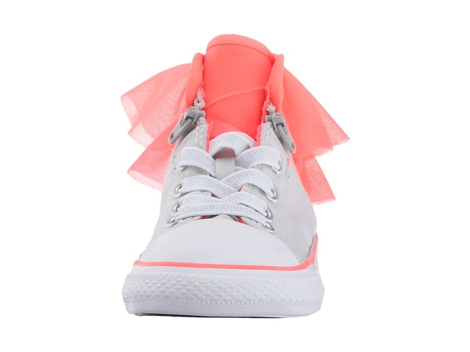 bc332884a149 Converse Kids Chuck Taylor All Star Block Party Hi (Infant Toddler) Girl s  Shoes