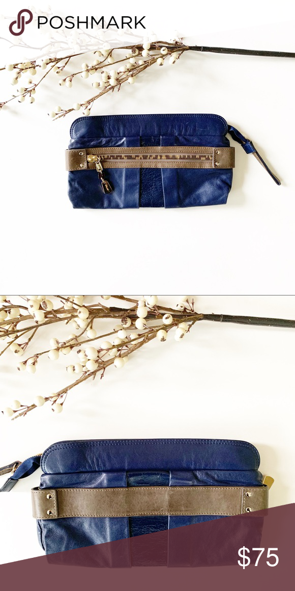 See by Chloe   clutch See by Chloe   clutch   cobalt blue   excellent condition  *all items photographed and video tapped before leaving my house. Scammers beware* See By Chloe Bags Clutches & Wristlets #seebychloe