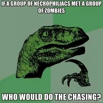 Philosoraptor wonders