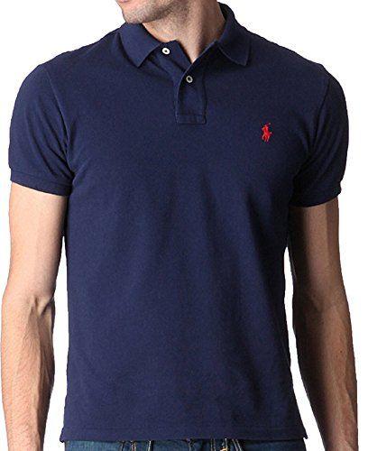 Fit Men Small Short T Polo Shirt Custom Lauren For Sleeve Ralph Nn0kwX8OPZ