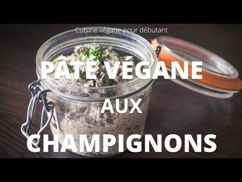 P t v gane aux champignons cuisine v gane pour d butant - Cuisine thai pour debutants ...