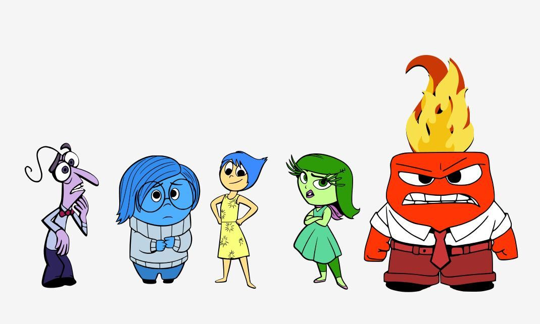 35+ Inside Out Day Clipart