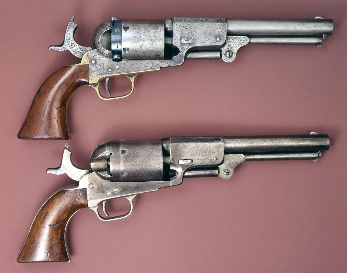 Cowboy Time Machine The Mysterious 1860 Army Cartridge Conversions Guns Cool Guns Guns And Ammo
