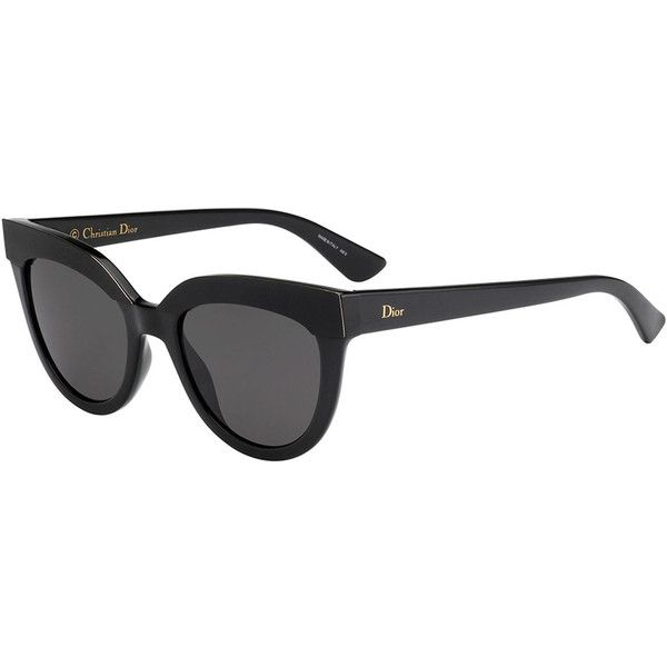 6503655314df Dior Soft 1 Square Sunglasses (1385 QAR) ❤ liked on Polyvore featuring  accessories