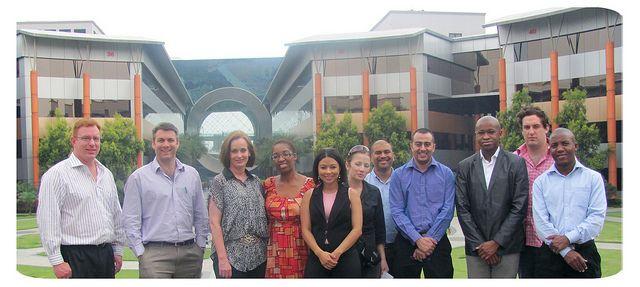 GIBS MBA Global Module India 2012, via Flickr.