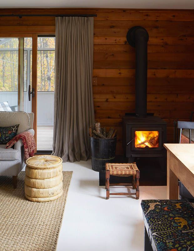 Photo of Behind The Scenes: H&H Editor Morgan Michener's Woodsy Cabin Makeover
