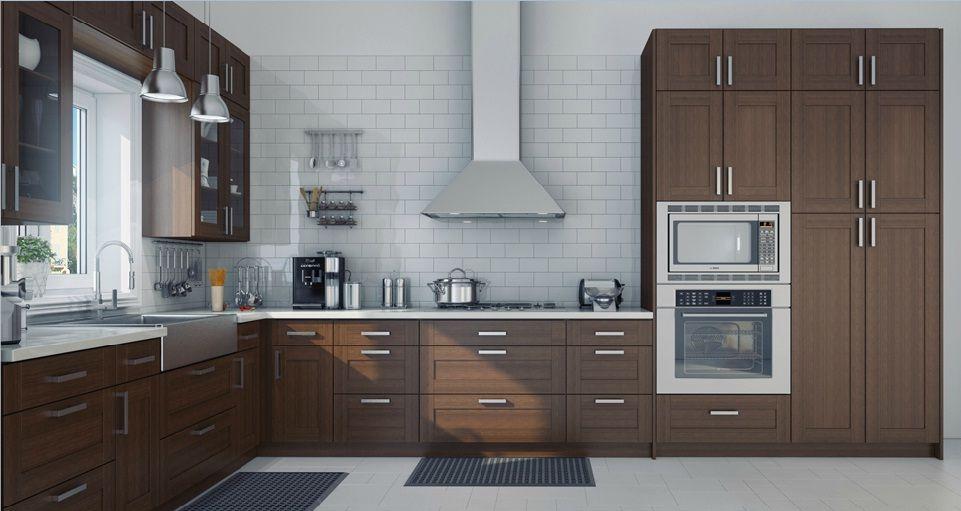 Buy #bamboo #scotch #shaker #kitchen #cabinets From  Domaincabinetsdirect.com.