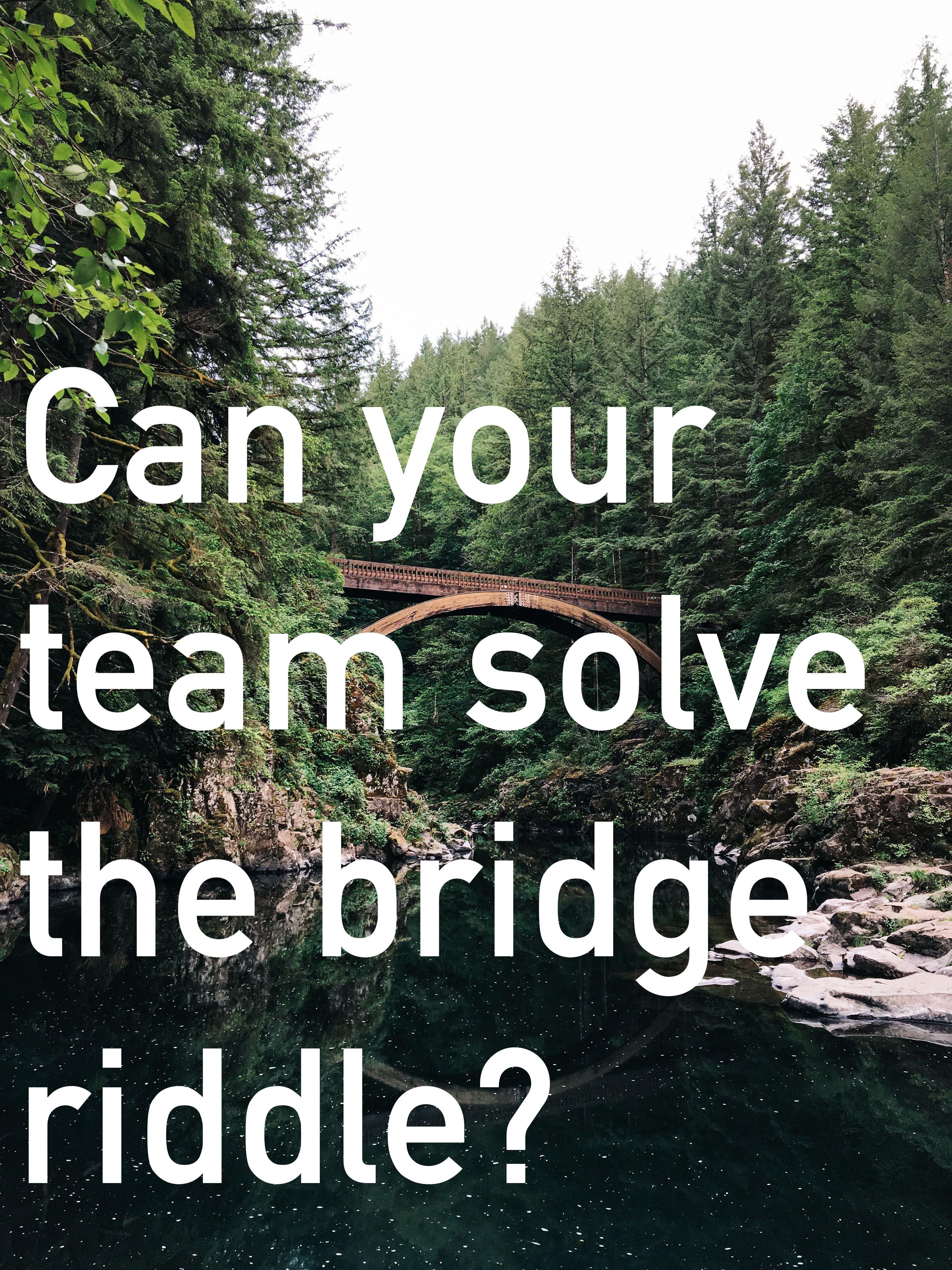 Team Challenge Taking That Internship In A Remote Mountain