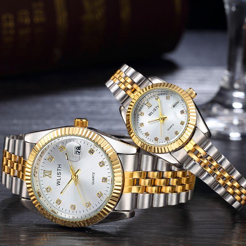 Couple Wrist Watch 2020 Mens Watches Top Brand Luxury