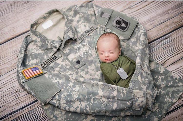 Military infant photo Boy or girl Maternidade Militar 3b50c91cc27
