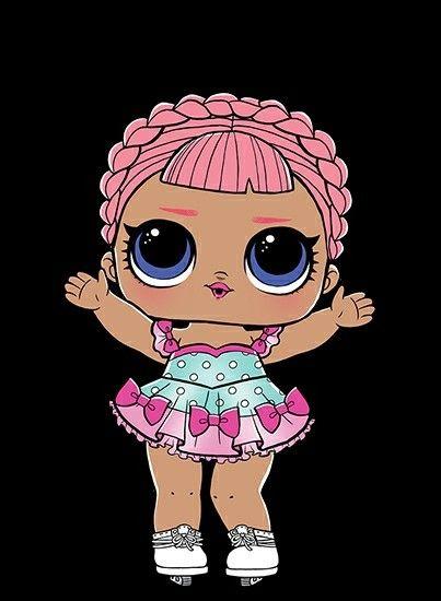 Las Que No Disen El Nombre De Como Son Entonces Son Framaticas Pues Ella Es La Que Baila Lol Dolls Cute Illustration Lol
