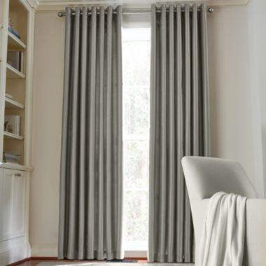 Royal Velvet Plaza Grommet Top Lined Blackout Curtain Panel Found