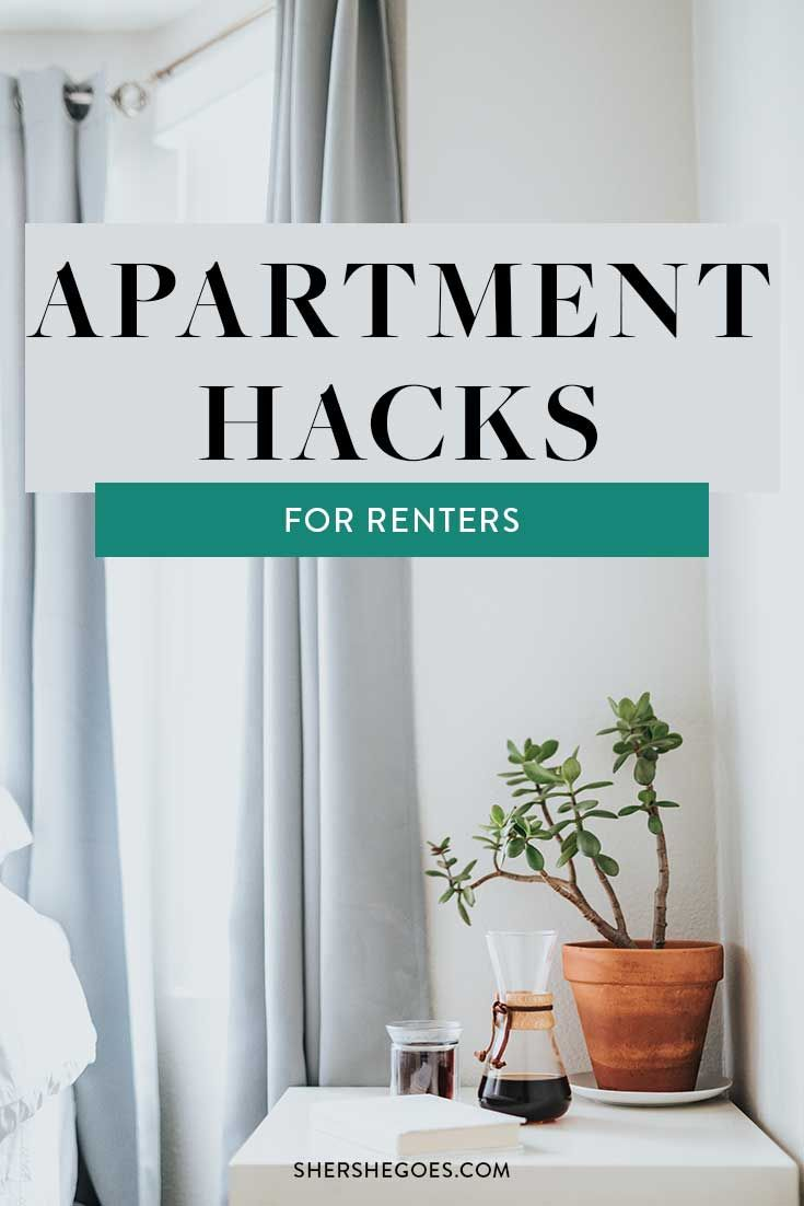 Small Apartment Hacks I've Learned After 10 Years in NYC ...