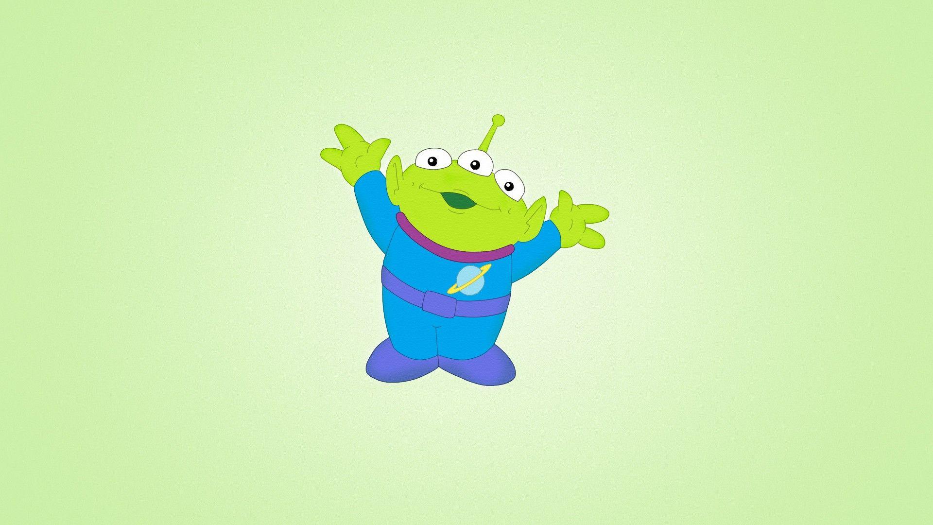 toy story buzz look an alien meme