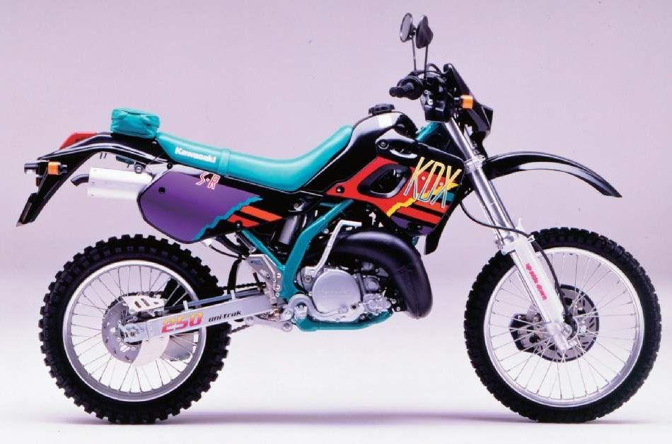 Kdx 250r  1992
