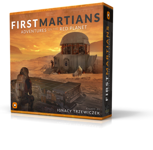 First Martians Adventures on the Red Sequel to