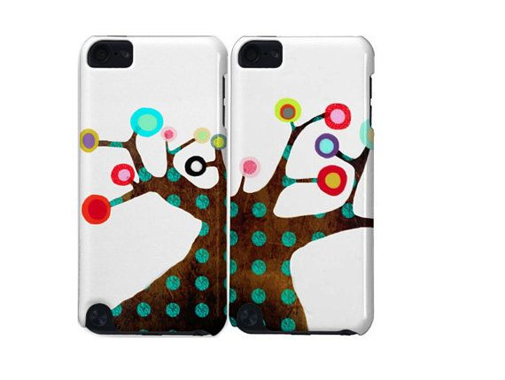 iPod Touch 5th Generation Case Set OUR #WEDDING TREE