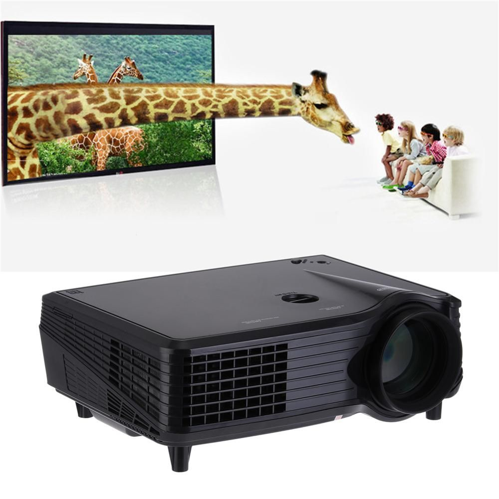 Click to Buy << Portable Mini Led Projector VS-508 Home Cinema ...