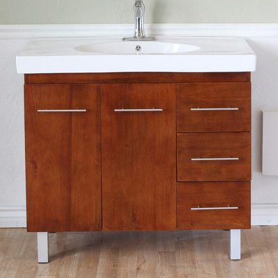 "Found it at Wayfair - Payne 39"" Single Bathroom Vanity Set"