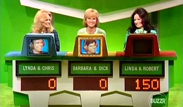 Game shows for couples