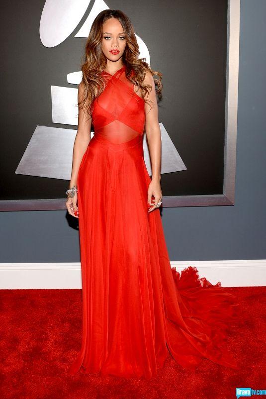 Grammys 2013 Best & Worst Dressed | Nice dresses, Red ...