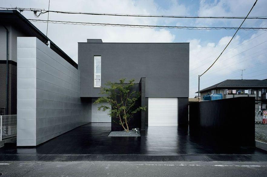 Design Concept Minimalist House Japanese-Style