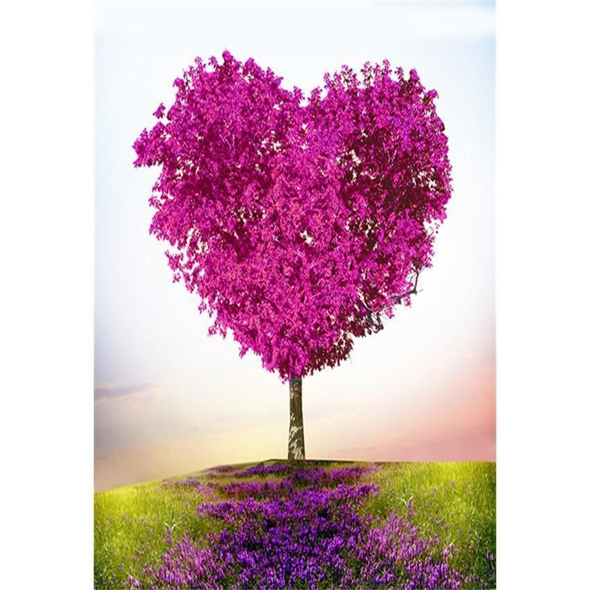 Love Heart Tree Red Leaves Backdrop For Mother's Day Photography BackdropWe can do any size and your custom backdrops with no extra charge. Please contact: service@starbackdrop.comWe can do any size and your custom backdrops with no extra charge. Please contact: service@starbackdrop.com