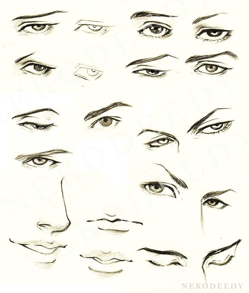 Eyes by Nekodeedy on DeviantArt