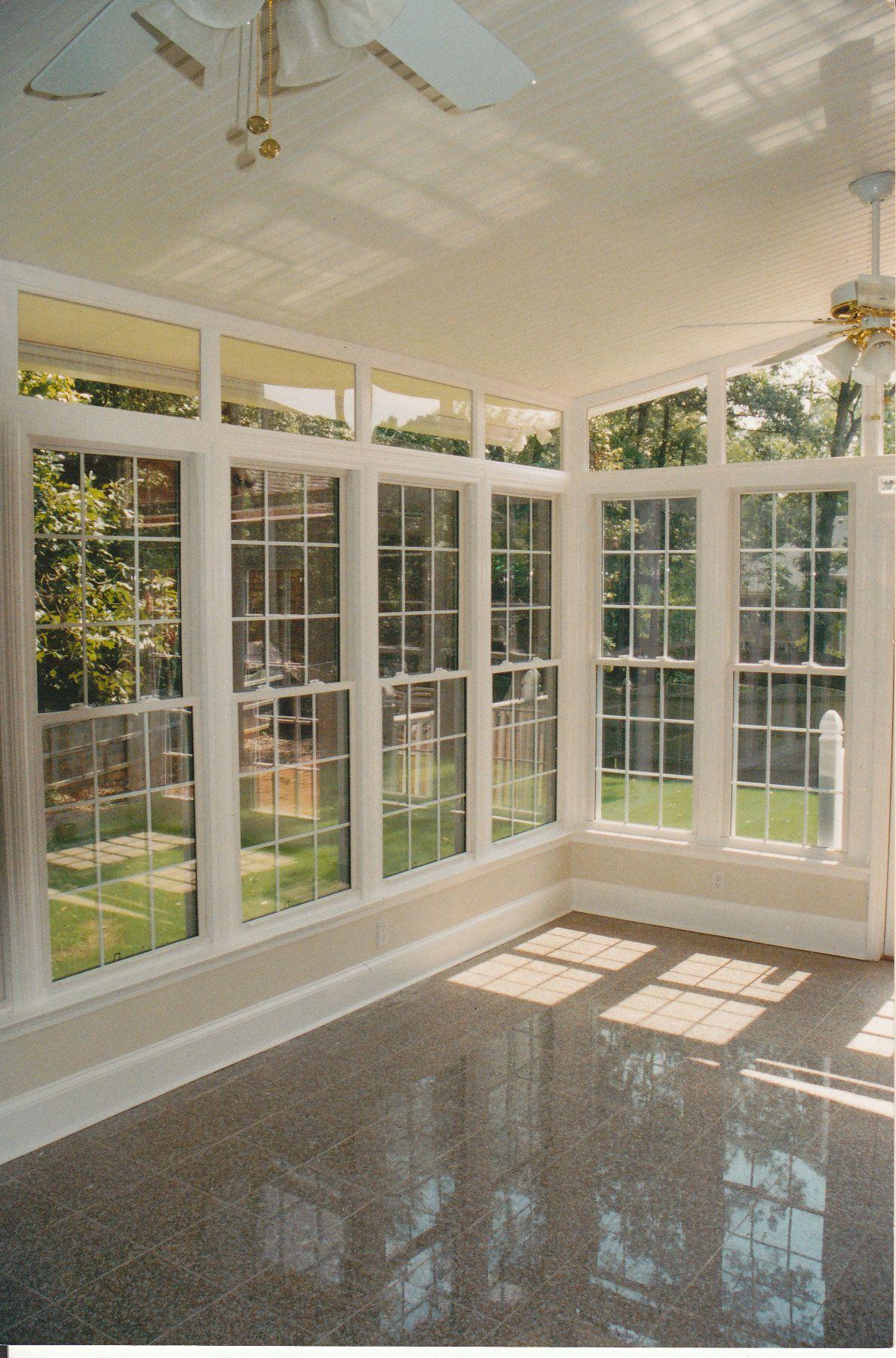 Home Additions Sunroom Decorating Four Seasons Room: Four Season Sunroom