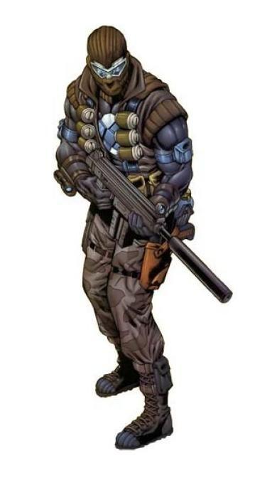 Agent Zero X Men Superhero Art Marvel Heroes Marvel Characters