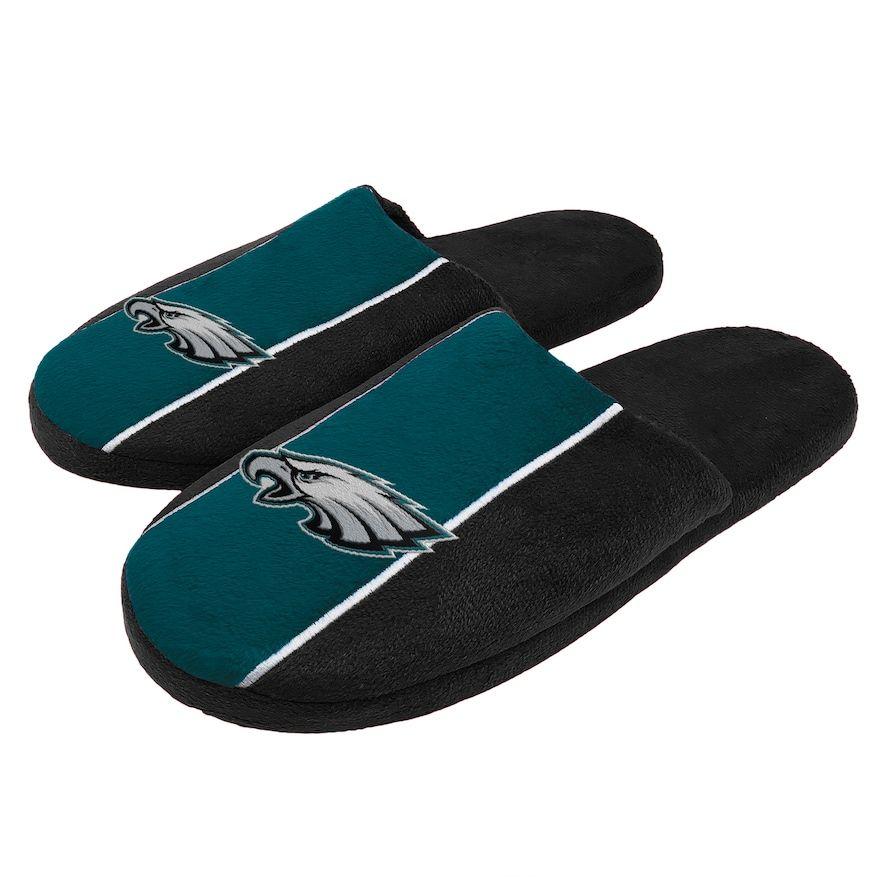 e43b2d05 Men's Philadelphia Eagles Slide Slippers, Size: XL, Team   Products ...
