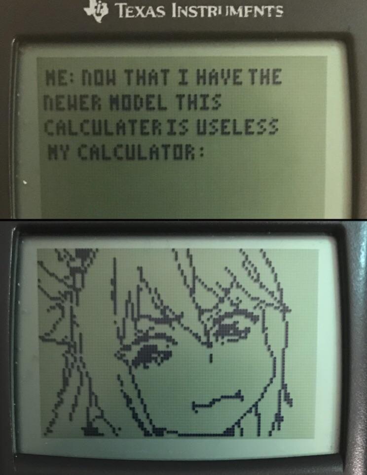 Useless Calculator Animememes Animememe Anime In 2021 Funny Anime Pics Anime Jokes Anime Funny